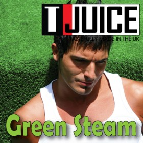 T-JUICE GREEN STEAM - AROMA CONCENTRATO - 10 ml