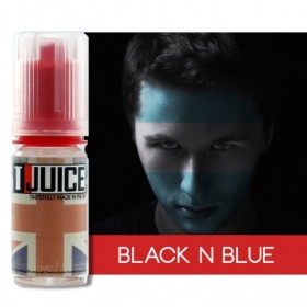 T-JUICE BLACK 'N' BLUE - AROMA CONCENTRATO - 10 ml