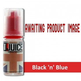 T-JUICE BLACK 'N' BLUE - AROMA CONCENTRATO - 30 ml
