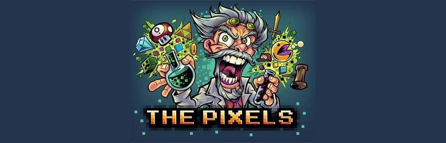 Aromi Pixels Flavour