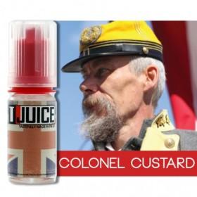 T-JUICE COLONEL CUSTARD - AROMA CONCENTRATO - 30 ml