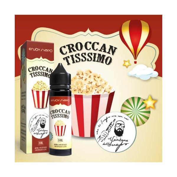 ENJOYSVAPO CONCENTRATO 20ML - CROCCANTISSIMO