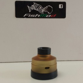 Fishmod - Flave 22mm Visor Ultem/Black Set