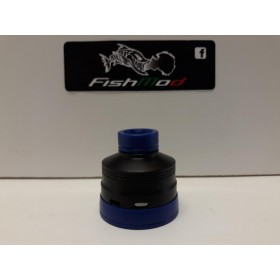 Fishmod - Hadaly Visor Black/Blu Set