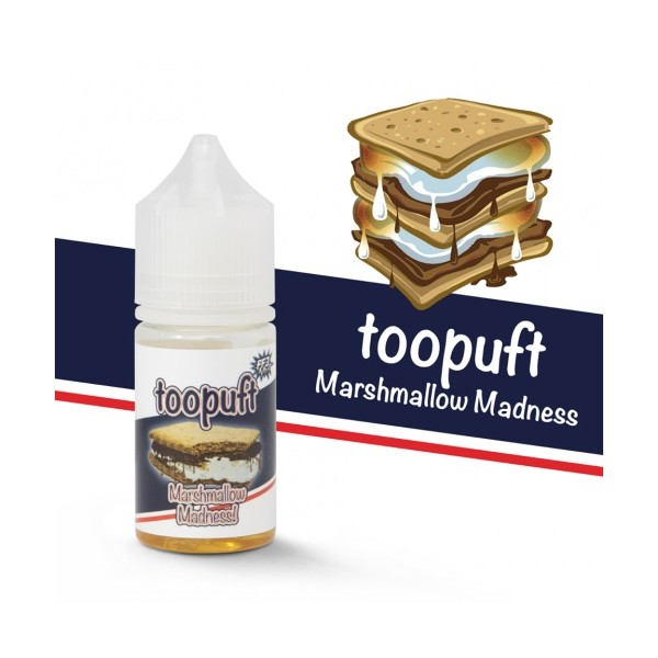 Food Fighter Juice - Too Puft - Concentrato 20ml
