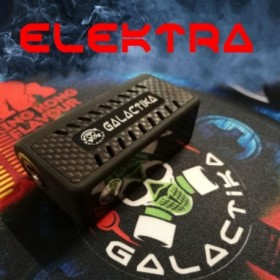 Galactika - Elektra Full Black Carbon Special Copper