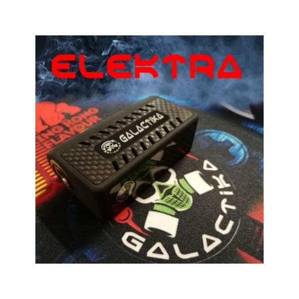 Galactika - Elektra Full Black Carbon Special Copper