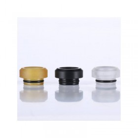 Gas Mods - GR1 RDA - DRIP TIP 3 IN1 - PEI/PC/POM