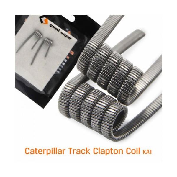 GEEKVAPE - CATERPILLAR TRACK COIL - KANTHAL A1 28GA*4+30GA - 0.35HM - 2PZ
