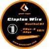 GEEKVAPE - Clapton Kanthal 28GA*2+32GA - 15ft (5mt)