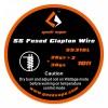 GEEKVAPE - FUSED CLAPTON SS316 (26GA*2 + 30GA) 3MT