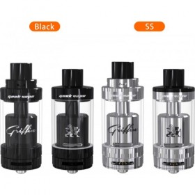 GEEKVAPE - GRIFFIN 25 PLUS RTA - 5ML - Black