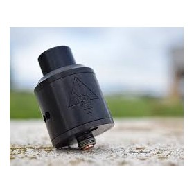 Goon 24 RDA by 528 Custom Vapes - Black