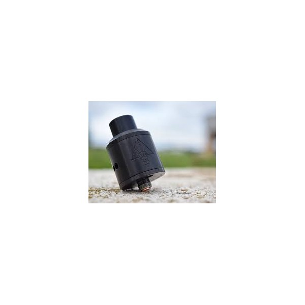 Goon 24 RDA by 528 Custom Vapes - Black