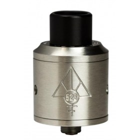 Goon 24 RDA by 528 Custom Vapes - SS