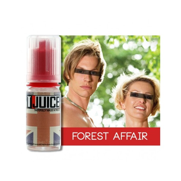 T-JUICE FOREST AFFAIR - AROMA CONCENTRATO - 30 ml