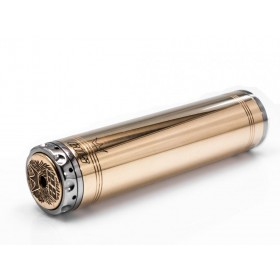 GUS - V 2,2 G22 BRASS 18650 POLISH FINISH