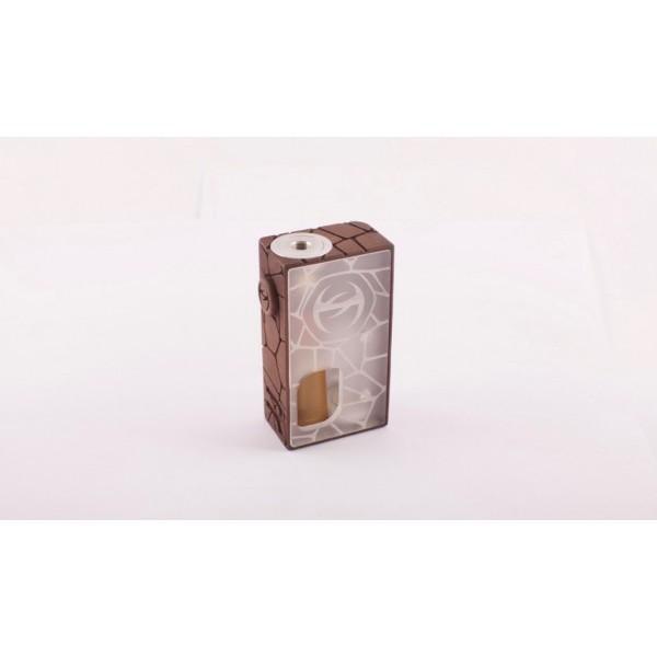 H-Stone - The Rift Box BF - 18650-20700 - BRONZE BROWN