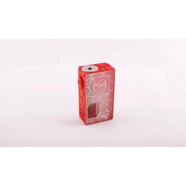 H-Stone - The Rift Box BF - 18650-20700 - LIGHT RED