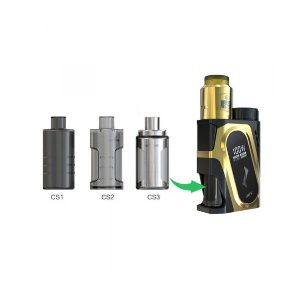 IJOY - Capo Squonk Bottle - CS1