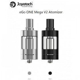 JOYETECH - EGO ONE MEGA V2 ATOMIZER - BLACK