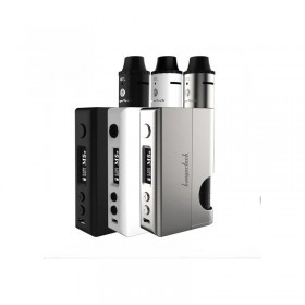 KANGER DRIPBOX 2 kit - Silver