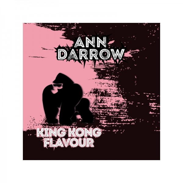 KING KONG FLAVOUR - ANN DARROW STRAWBERRY MOON