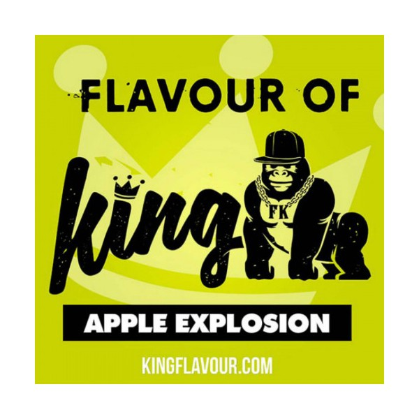 KING KONG FLAVOUR - APPLE EXPLOSION