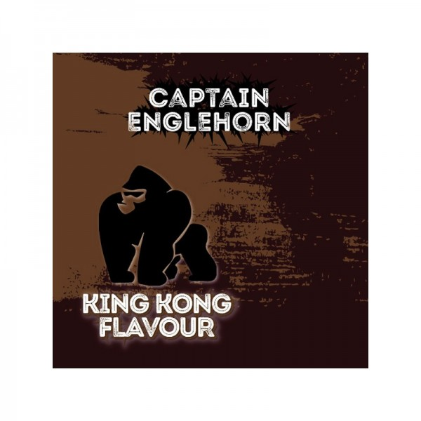 KING KONG FLAVOUR - CAPITAIN ENGLEHORN DARK COOKIES