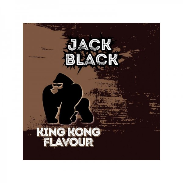 KING KONG FLAVOUR - JACK BLACK CARAMEL CREAM