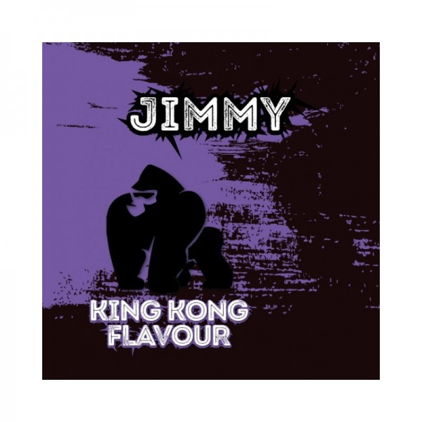 KING KONG FLAVOUR - JIMMY SWEET LIQUORICE