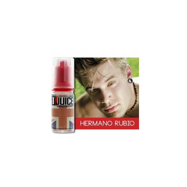 T-JUICE HERMANO RUBIO - AROMA CONCENTRATO - 10 ml
