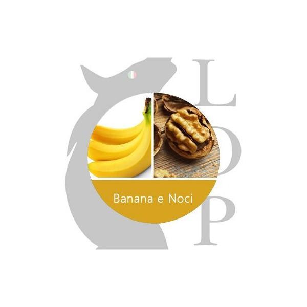 LOP AROMA CONCENTRATO 10ml - BANANA E NOCI