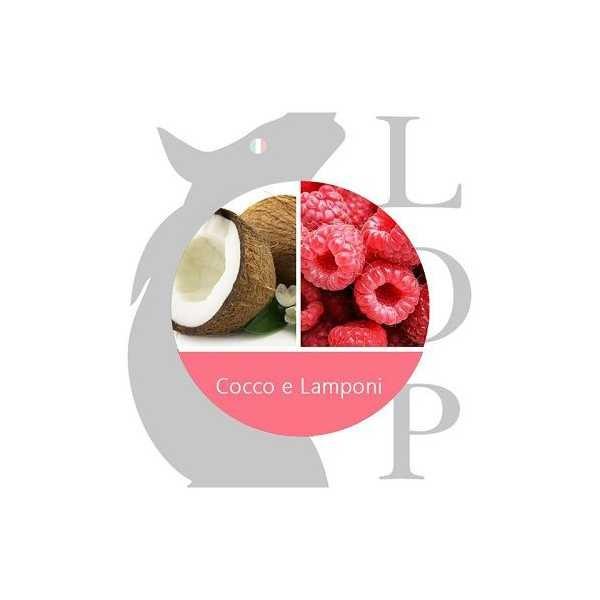 LOP AROMA CONCENTRATO 10ml - COCCO E LAMPONI
