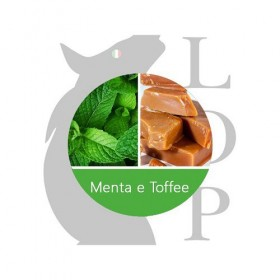 LOP AROMA CONCENTRATO 10ml - MENTA E TOFFEE