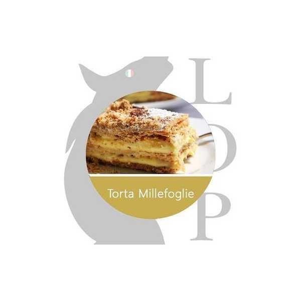 LOP AROMA CONCENTRATO 10ml - TORTA MILLEFOGLIE