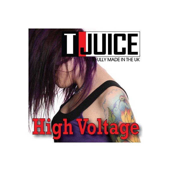 T-JUICE HIGH VOLTAGE - AROMA CONCENTRATO - 10 ml