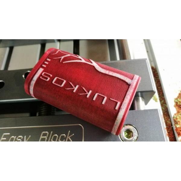 Lukkos - Battery Case Red