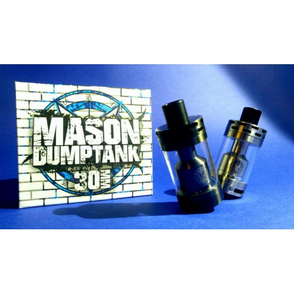 Mason Dumptank 30mm - Stainless
