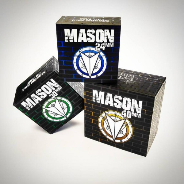 Mason RDA 30mm Stainless