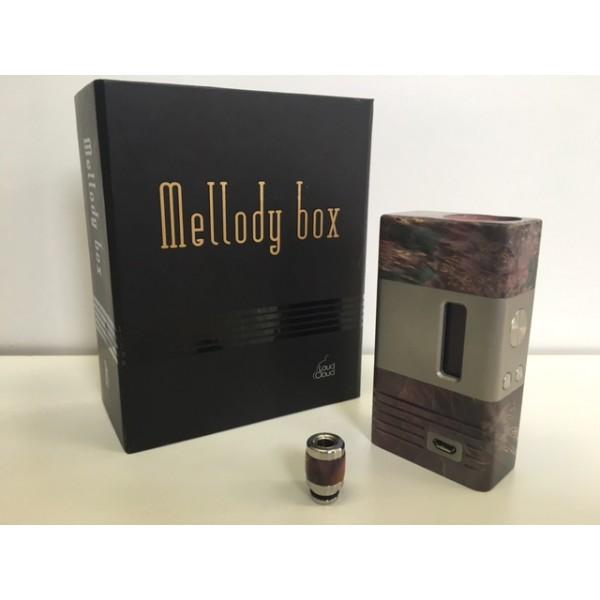 Mellody SX V2 18650 - Purple Stab