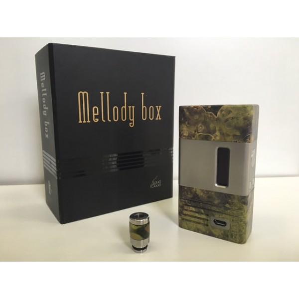 Mellody SX V2 18650 - Yellow Stab