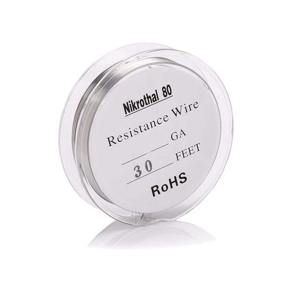 NI80 26ga WIRE - 10MT