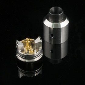 Odis Collection - O-Atty Dripper & BF - 22mm