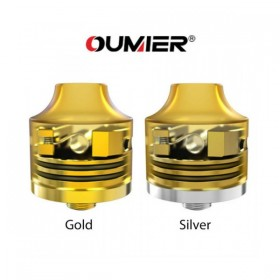 OUMIER - WASP NANO RDA - GOLD