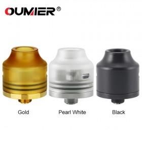 OUMIER - WASP NANO RDA - PEARL WHITE