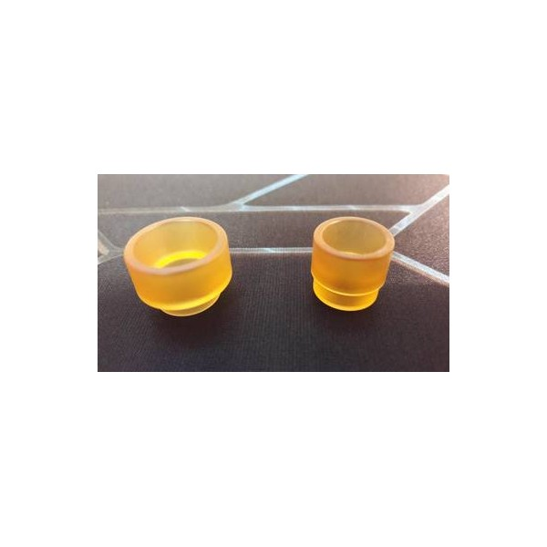 PSYCLONE - Kryten 24mm RDA Ultem Drip Tips - Wide Bore