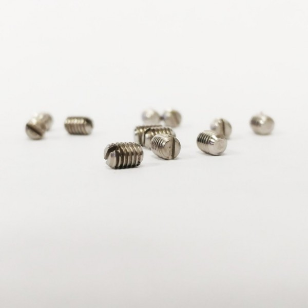 Replacement Titanium Screws for Mason RDA/RTA\'s