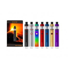 SMOK - Stick V8 baby Starter Kit With TFV8 Baby - 2000mAh - Black