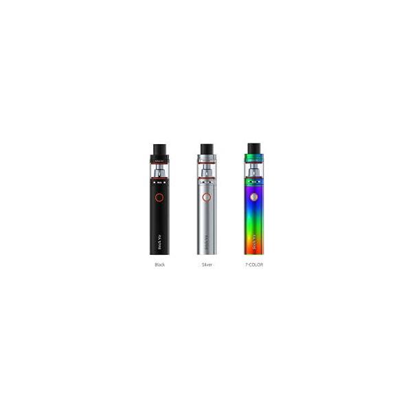 SMOK - Stick V8 Starter Kit With TFV8 Big Baby - 3000mAh - Black